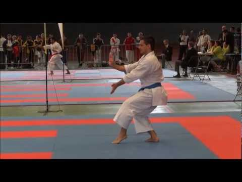 Kata Kururunfa - By Antonio Diaz (2012) video