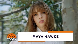 'Stranger Things' Star Maya Hawke Dishes On New Movie 'Ladyworld' | TODAY