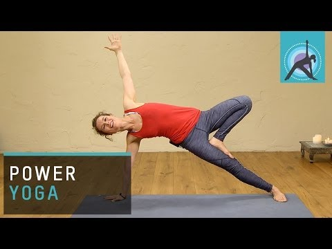 Power Yoga Sequence