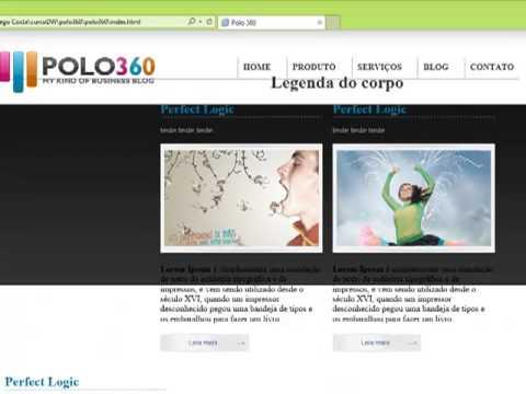 Colocando banner com efeito Parallax em seu projeto web