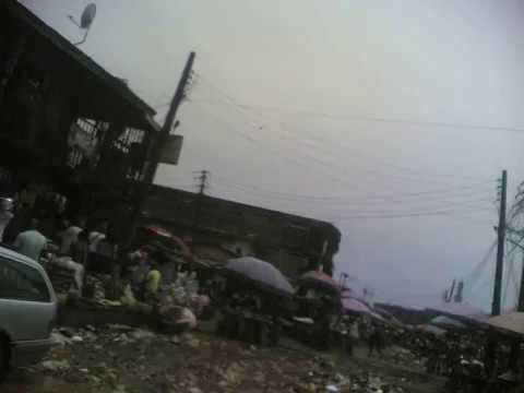 Random Walk (Lagos Street-Street Market, Benin City, Edo State, Nigeria) Part1