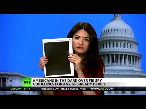 Paint It Black: FBI Keeps Americans In Dark About GPS Tracking
