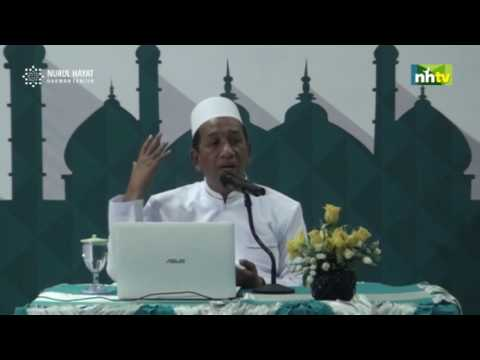 [ KITAB AL-HIKAM ] Do'a dilihat dari segi tasawuf ~ KH. Abdul Kholiq Hasan