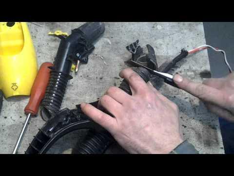 Ремонт шланга пылесоса своими руками