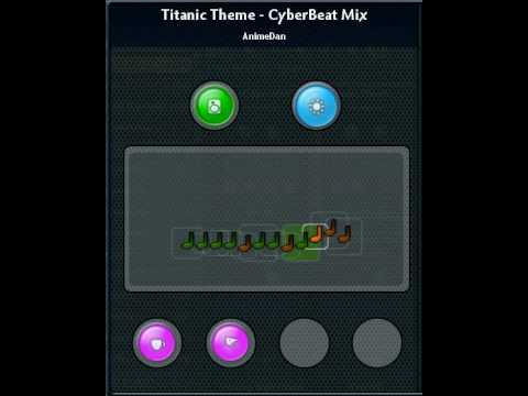 Titanic Theme - Every Night In My Dreams CyberBeat Mix.avi