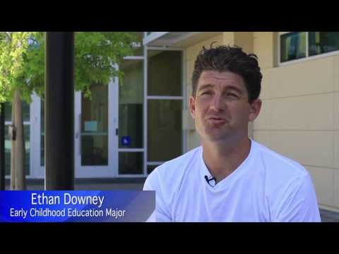 Ethan Downey Discusses How Cabrillo College has Benefited Him