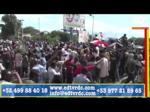 BURUNDI: UN COUP D'ÉTAT OU UNE RÉVOLUTION? LA POPULATION EN LIESSE