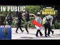 Lagu Top 10 Fortnite Dances IN PUBLIC! (Real Life)