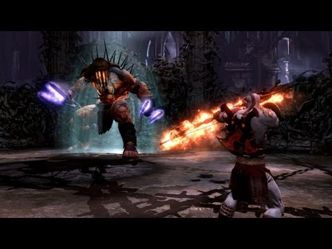 God of War III 'Playthrough PART 12 [Hades Battle]' TRUE-HD QUALITY