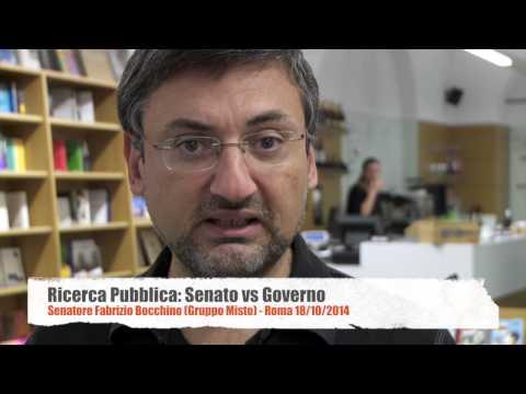 #PetitionEuroScience News, Intervista al Sen. Fabrizio Bocchino (Roma, 18 Ottobre 2014)