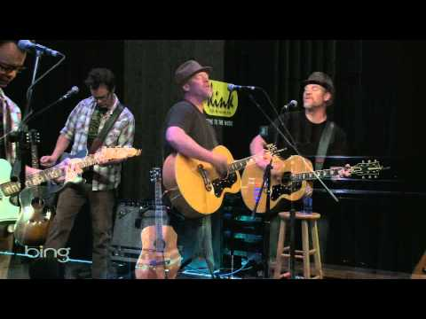 Shawn Mullins - California (Live in the Bing Lounge) Music Videos