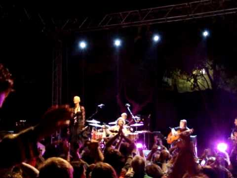 Mariza's grand finale: 'Rosa Branca' at the Castelo São Jorge, 27/06/09