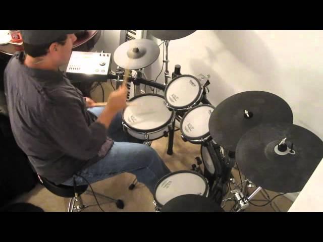 David Garibaldi | Escape from Oakland | Drums by Chris Baker