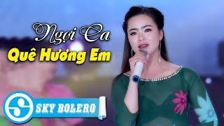 Ngợi Ca Quê Hương Em - Hồng Mảnh | MV OFFICIAL