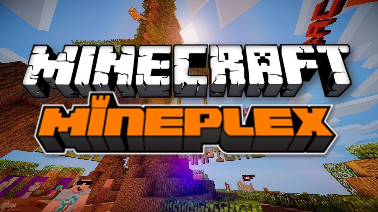 Minecraft- THE BRIDGES on Mineplex #3 - video dailymotion