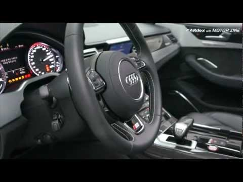 Audi S8 video review