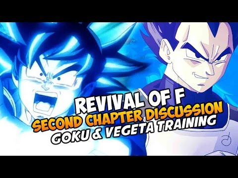 Dragon Ball Z Revival of F Manga Chapter Review: Frieza's Arrival, Whis w/ Goku & Vegeta, and More!