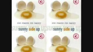 Watch Sunny Side Up She Makes Me Happy video