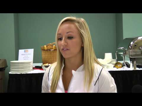 Catching up with Nastia Liukin