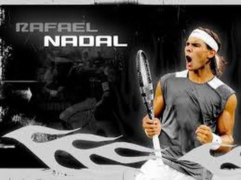 |Rafael Nadal| - Rise Above [HD]