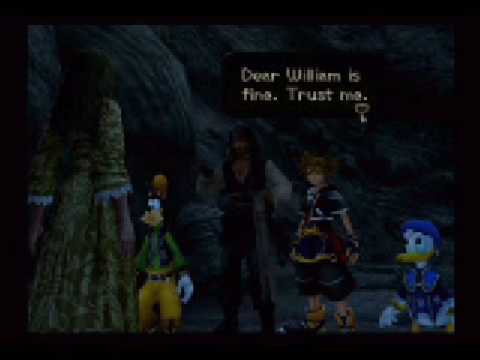Kingdom Hearts II - Port Royal 1 Part 4 Video
