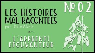 Download Lagu L'APPRENTI EPOUVANTEUR - #02 - HMR (Les Histoires Mal Racontées) Gratis STAFABAND