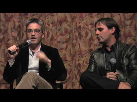"Writers Roberto Orci & Alex Kurtzman (Transformers) on ""committing to your universe"""