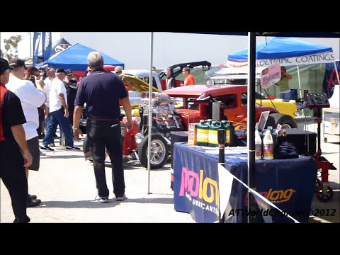 Monster Hot Rod Wild Thang Shooting Flames, Loud Engine Sound and Rev! Extreme Automotive Prolong