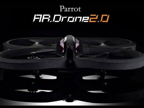 PARROT ARDRONE 2.0 -- Comment amplifier la portée wifi du drone / Range extender