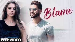 BLAME (Full Song) | MADHAV | JASSI X | LATEST PUNJABI SONGS 2018