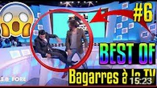 BEST OF - Bagarres à la télévision française #6