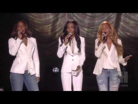 Watch Destiny's Child Reunite at the Stellar Awards!