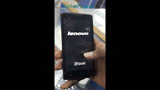 Lenovo A2010 Google lock bypass Easy Solution.