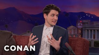 "Zach Woods' Town Had A ""Bread Molester"""