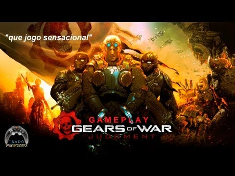 Gears of War Judgment Jogo sensacional GAMEPLAY