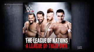 "WWE: ""A League of Their Own"" [iTunes Release] by Jim Johnston ► League of Nations Theme Song"