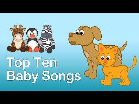 TOP 15 BABY SONGS: Nursery Rhymes TV | Preschool Learning Songs...