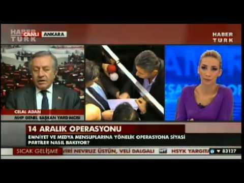 CELAL ADAN HaberTürk 15.12.2014