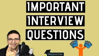 Interview Questions and Answers That Will Get You The Perfect Candidate (And Job)