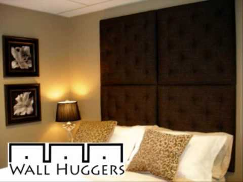 Wall Huggers Designer Chic Wall Panels Amp Headboards Youtube