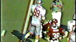 1983: Ohio State v. Oklahoma (Drive-Thru)