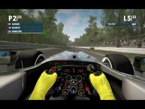 F1 2012 - Season 1 - Monza - Italy