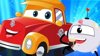 Other World Friends | Super Car Royce Video | Car Cartoons For Kids