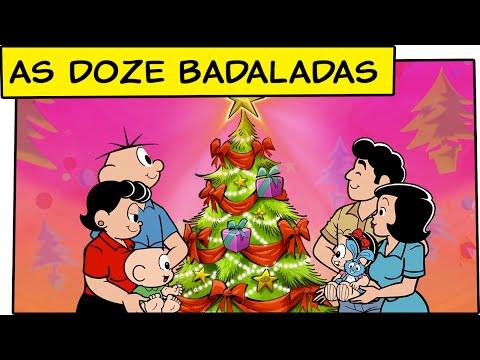 Turma da Mônica As Doze Badaladas dos Sinos de Natal Especial de Natal 2011