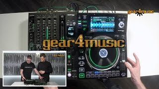 Denon DJ SC5000 Prime Media Player Demo