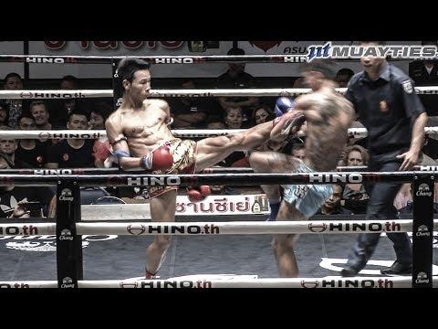 Muay Thai - Littewada vs Nontakrit (ฤทธิเทวดา vs นนทกิจ), Lumpini Stadium, Bangkok, 7.11.17