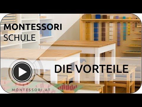 Montessori Schule - Vorteile für mein Kind! | MONTESSORI.AT