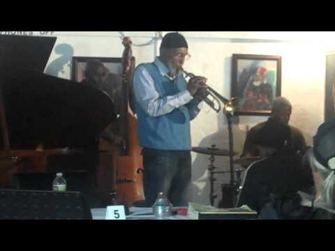 Blue Monday Jazz Jam Session - Khalil Shaheed