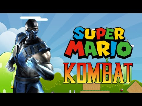 Super Mario Kombat: Super Mario World (Super Mario World / Mortal Kombat)