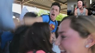 MY LAST DAY OF HIGH SCHOOL! (CRAZY!)